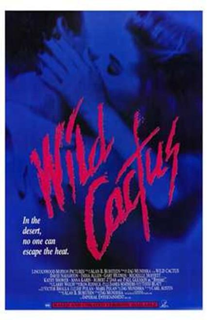 Wild Cactus Movie Poster (11 x 17) - Item # MOV235112