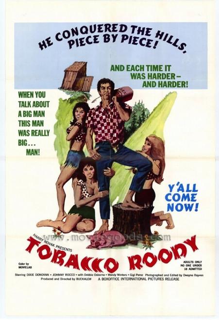 Tobacco Roody Movie Poster Print (27 x 40) - Item # MOVAF9284