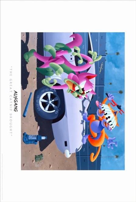 Anthony Ausgang Movie Poster (17 x 11) - Item # MOV402546