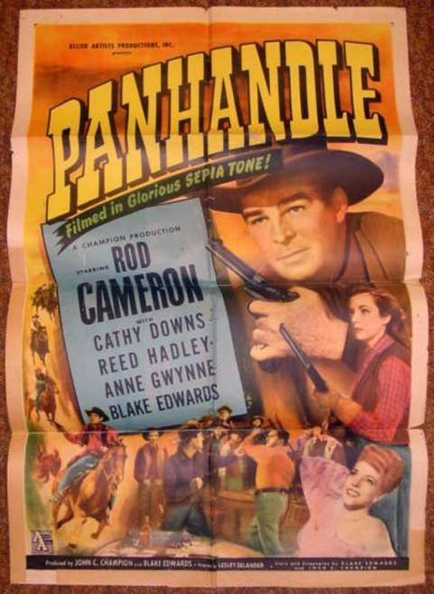 Panhandle Movie Poster Print (27 x 40) - Item # MOVEH7640