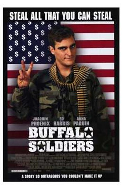Buffalo Soldiers Movie Poster (11 x 17) - Item # MOV233490