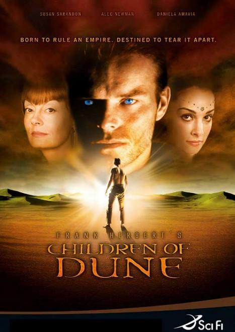 Children of Dune Movie Poster Print (27 x 40) - Item # MOVAJ7543