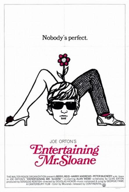 Entertaining Mr Sloane Movie Poster (11 x 17) - Item # MOV209012