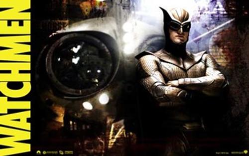 The Watchmen - style AK Movie Poster (17 x 11) - Item # MOV453550
