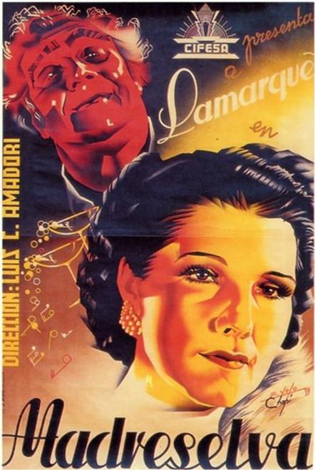 Madreselva Movie Poster (11 x 17) - Item # MOV206788