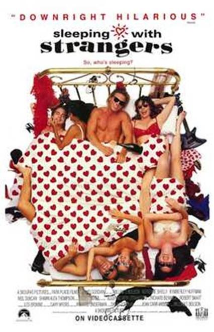 Sleeping with Strangers Movie Poster (11 x 17) - Item # MOV235015