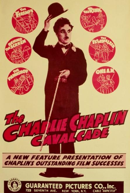 Charlie Chaplin Cavalcade Movie Poster Print (27 x 40) - Item # MOVGH5715