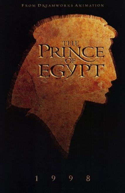 The Prince of Egypt Movie Poster (11 x 17) - Item # MOV258255