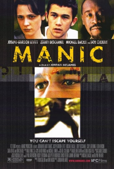 Manic Movie Poster (11 x 17) - Item # MOV244616