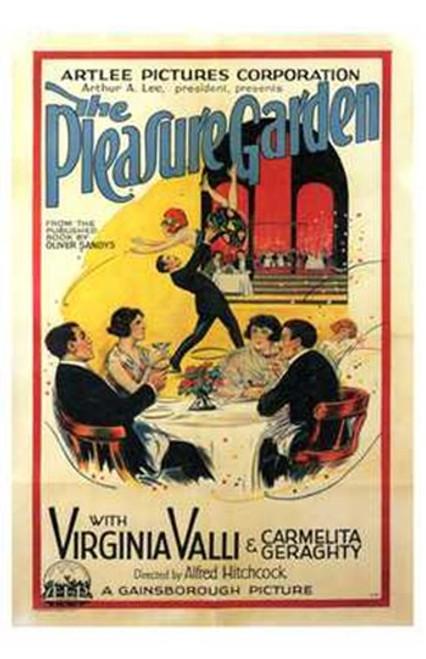 The Pleasure Garden Movie Poster (11 x 17) - Item # MOV196275