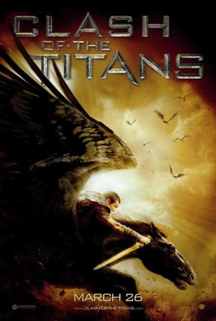 Clash of the Titans, c.2010 - style C Movie Poster (11 x 17) - Item # MOV534751