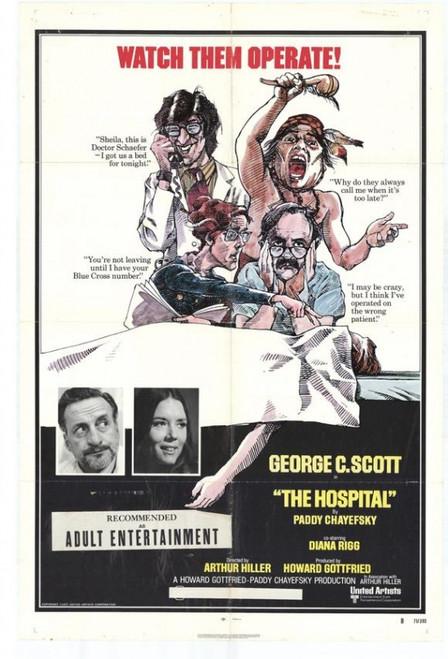 The Hospital Movie Poster Print (27 x 40) - Item # MOVGH7276