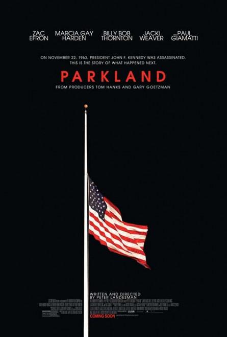 Parkland Movie Poster Print (27 x 40) - Item # MOVCB30735