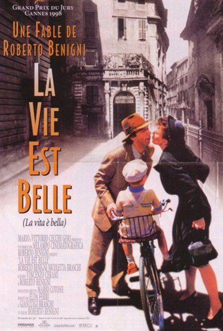 Life is Beautiful Movie Poster (11 x 17) - Item # MOV397178