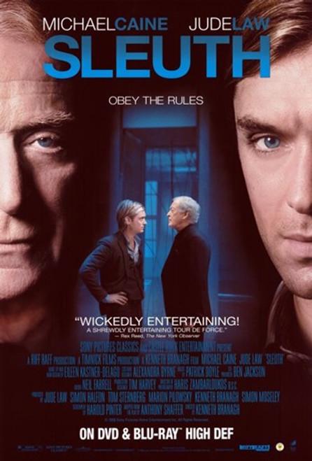 Sleuth Movie Poster (11 x 17) - Item # MOV407827