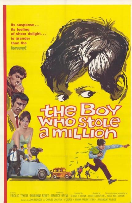 Boy Who Stole a Million Movie Poster Print (27 x 40) - Item # MOVCH9080