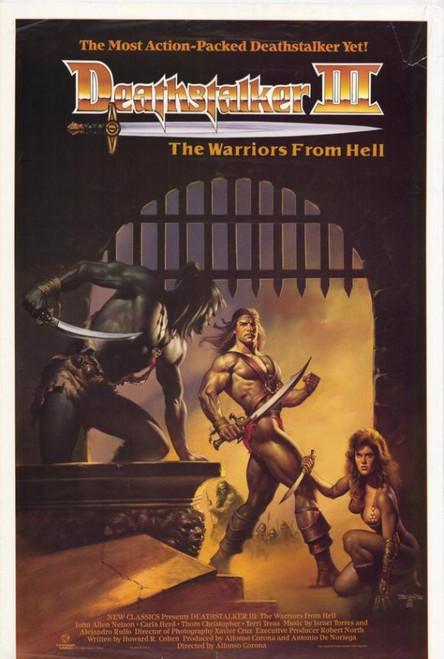 Deathstalker 3 Movie Poster Print (27 x 40) - Item # MOVCH2616