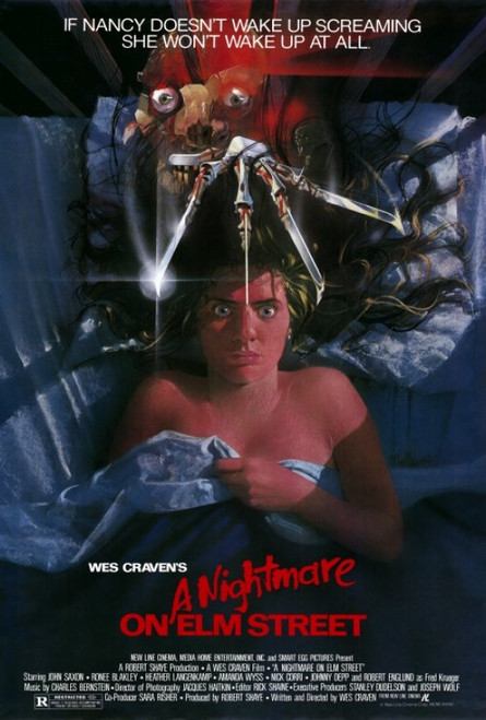 A Nightmare on Elm Street Movie Poster Print (27 x 40) - Item # MOVEF8312