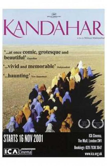 Kandahar Movie Poster (11 x 17) - Item # MOV202598