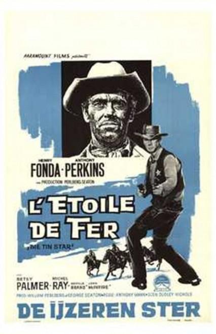 The Tin Star Movie Poster (11 x 17) - Item # MOV235658