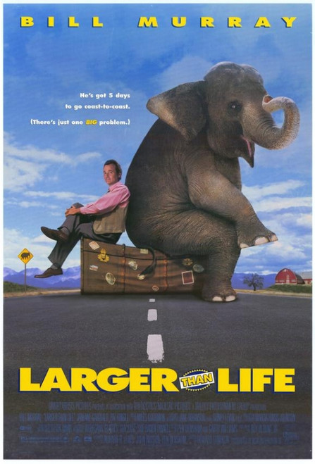 Larger Than Life Movie Poster Print (27 x 40) - Item # MOVEF8323