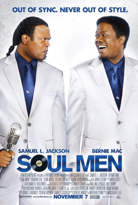 Soul Men Movie Poster Print (27 x 40) - Item # MOVAI5353