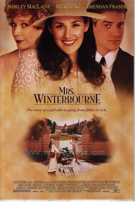 Mrs. Winterbourne Movie Poster Print (27 x 40) - Item # MOVCH1409
