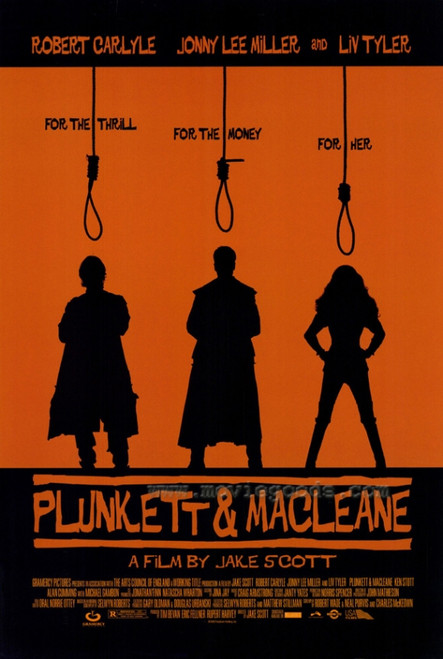 Plunkett & Macleane Movie Poster Print (27 x 40) - Item # MOVEF6403