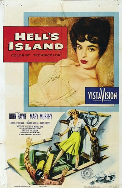 Hell's Island Movie Poster (11 x 17) - Item # MOV414183