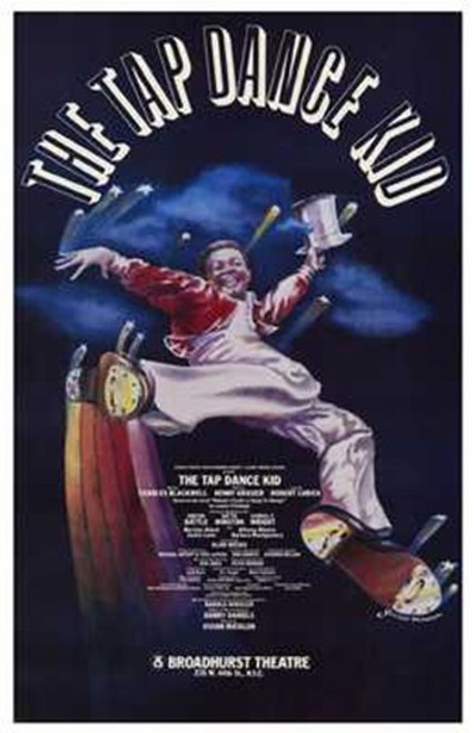 Tap Dance Kid the (Broadway Musical) Movie Poster (11 x 17) - Item # MOV256556