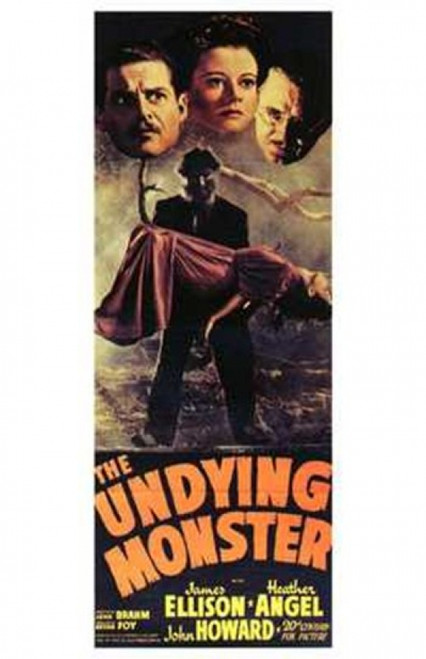 The Undying Monster Movie Poster (11 x 17) - Item # MOV199780