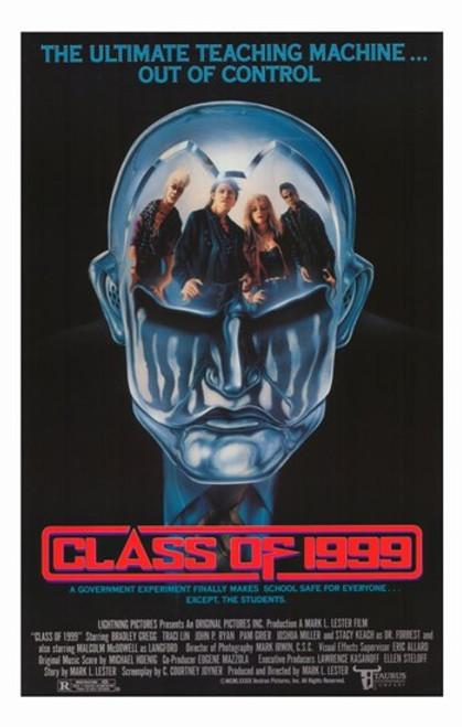 Class of 1999 Movie Poster (11 x 17) - Item # MOV203567