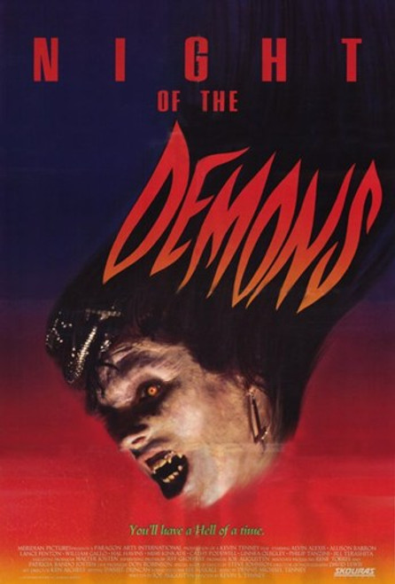 Night of the Demons Movie Poster (11 x 17) - Item # MOV374798