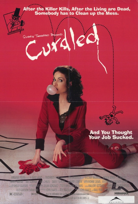Curdled Movie Poster Print (27 x 40) - Item # MOVAF0382