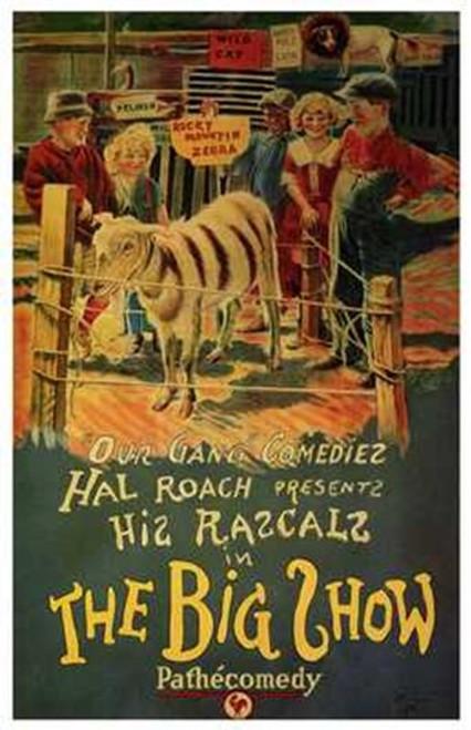 Big Show Movie Poster (11 x 17) - Item # MOV259811
