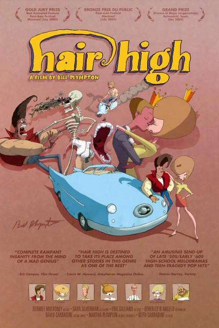 Hair High Movie Poster Print (27 x 40) - Item # MOVEJ0590