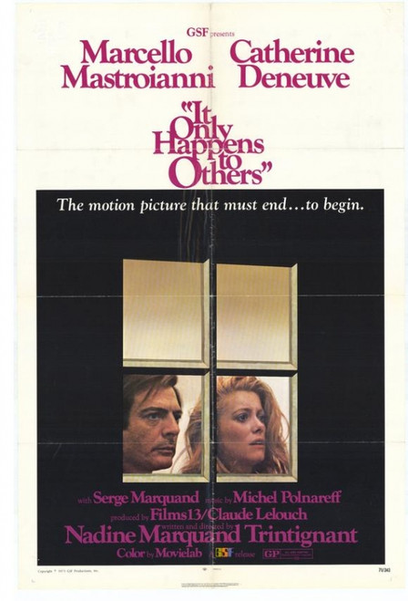 It Only Happens to Others Movie Poster Print (27 x 40) - Item # MOVAH7273