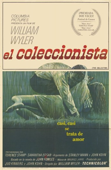 Collector Movie Poster (11 x 17) - Item # MOV228327