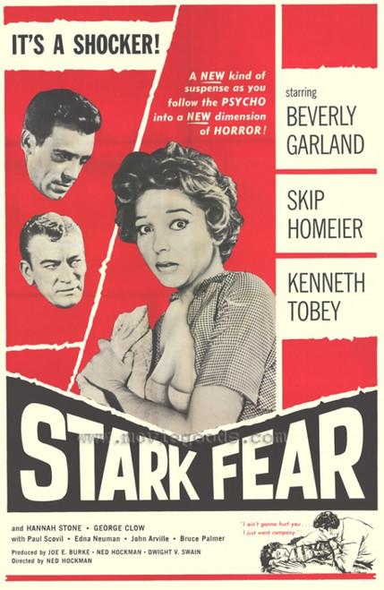 Stark Fear Movie Poster Print (27 x 40) - Item # MOVGF7327