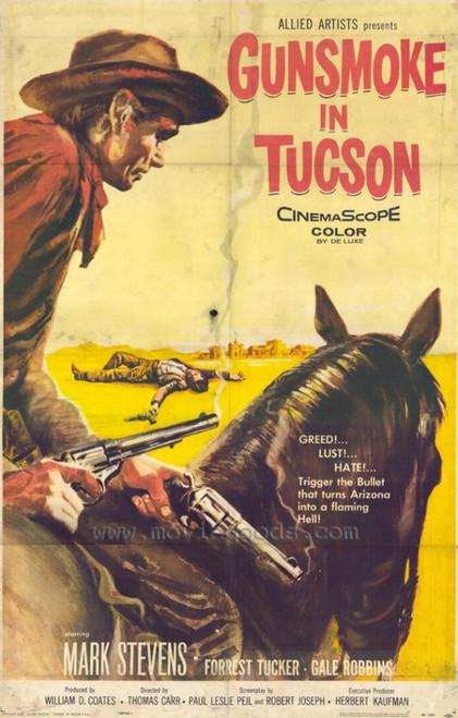 Gunsmoke in Tucson Movie Poster Print (27 x 40) - Item # MOVIF9288
