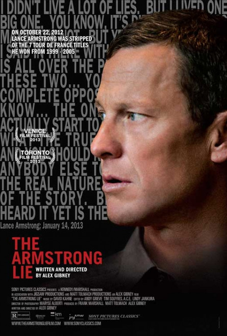 The Armstrong Lie Movie Poster Print (27 x 40) - Item # MOVGB36735