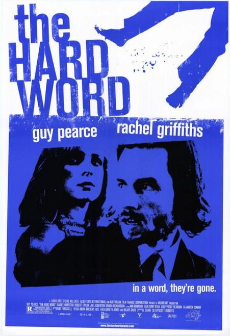 The Hard Word Movie Poster Print (27 x 40) - Item # MOVGH2699