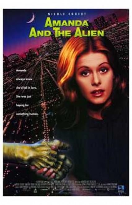 Amanda and the Alien Movie Poster (11 x 17) - Item # MOV210850