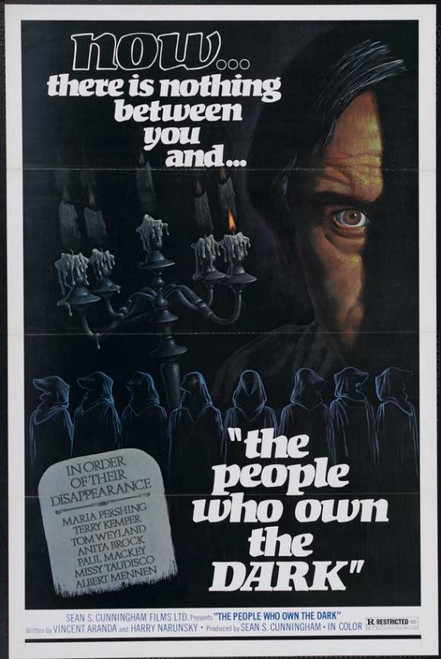 The People Who Own the Dark Movie Poster Print (27 x 40) - Item # MOVCJ3314