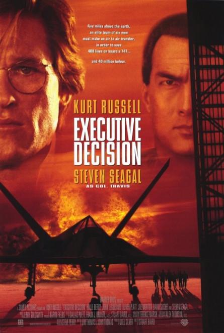 Executive Decision Movie Poster Print (27 x 40) - Item # MOVGF7379