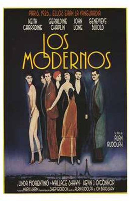 The Moderns Movie Poster (11 x 17) - Item # MOV202088