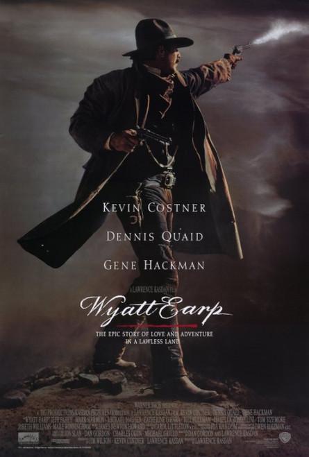 Wyatt Earp Movie Poster Print (27 x 40) - Item # MOVGF7401