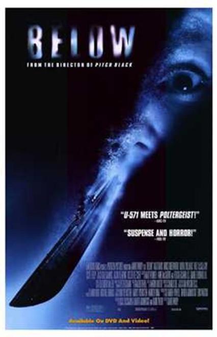 Below Movie Poster (11 x 17) - Item # MOV203403