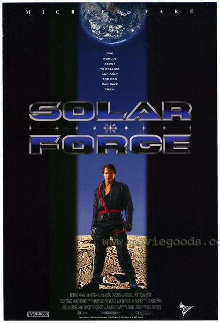 Solar Force Movie Poster Print (27 x 40) - Item # MOVIH3694