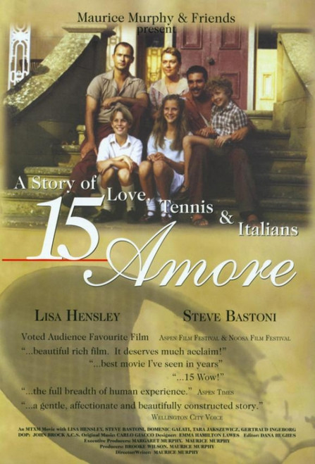 15 Amore Movie Poster Print (27 x 40) - Item # MOVAH0777